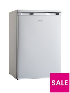 swan-sr70200w-55cmnbspunder-counter-larder-fridge-white