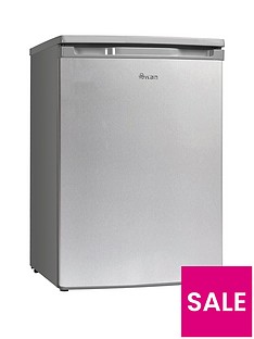 swan-sr70200s-55cm-under-counter-larder-fridge-silver