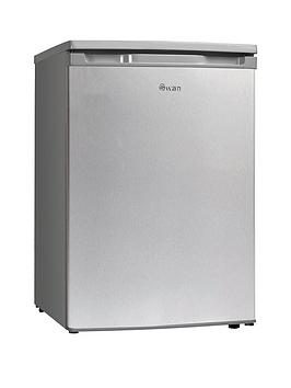 swan-sr70200s-55cmnbspwide-under-counter-larder-fridge-silver