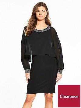 wallis-overlayer-hotfix-cuff-dress