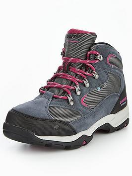Hi-Tec Storm Waterproof - Grey Pink