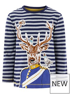 monsoon-samson-stag-long-sleeve-tshirt