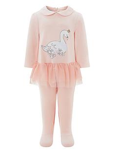 monsoon-newborn-selina-swan-sleepsuit