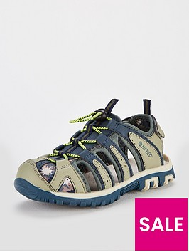 hi-tec-cove-childrens-sandal