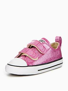 converse-converse-chuck-taylor-all-star-v-seasonal-glitter-ox-infant-trainer
