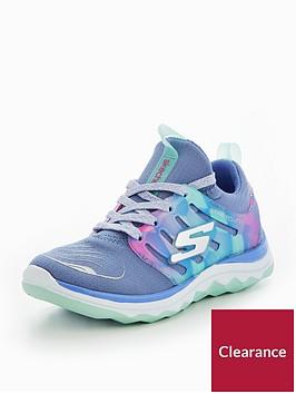 skechers-girls-diamond-runner-trainer