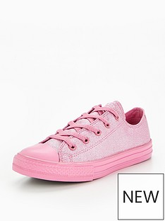 converse-converse-chuck-taylor-all-star-mono-shine-ox-childrens-trainer