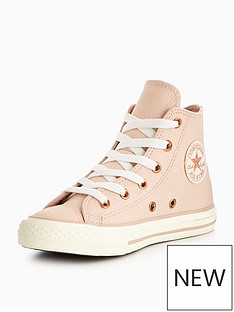 converse-converse-chuck-taylor-all-star-fashion-leather-hi-childrens-trainer