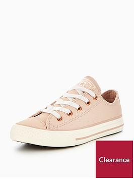 converse-chuck-taylor-all-star-fashion-leather-ox-childrens-trainer