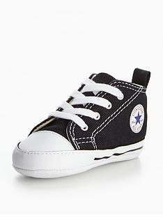 835f95a5b12a Converse Chuck Taylor All Star First Star Hi Junior Trainer
