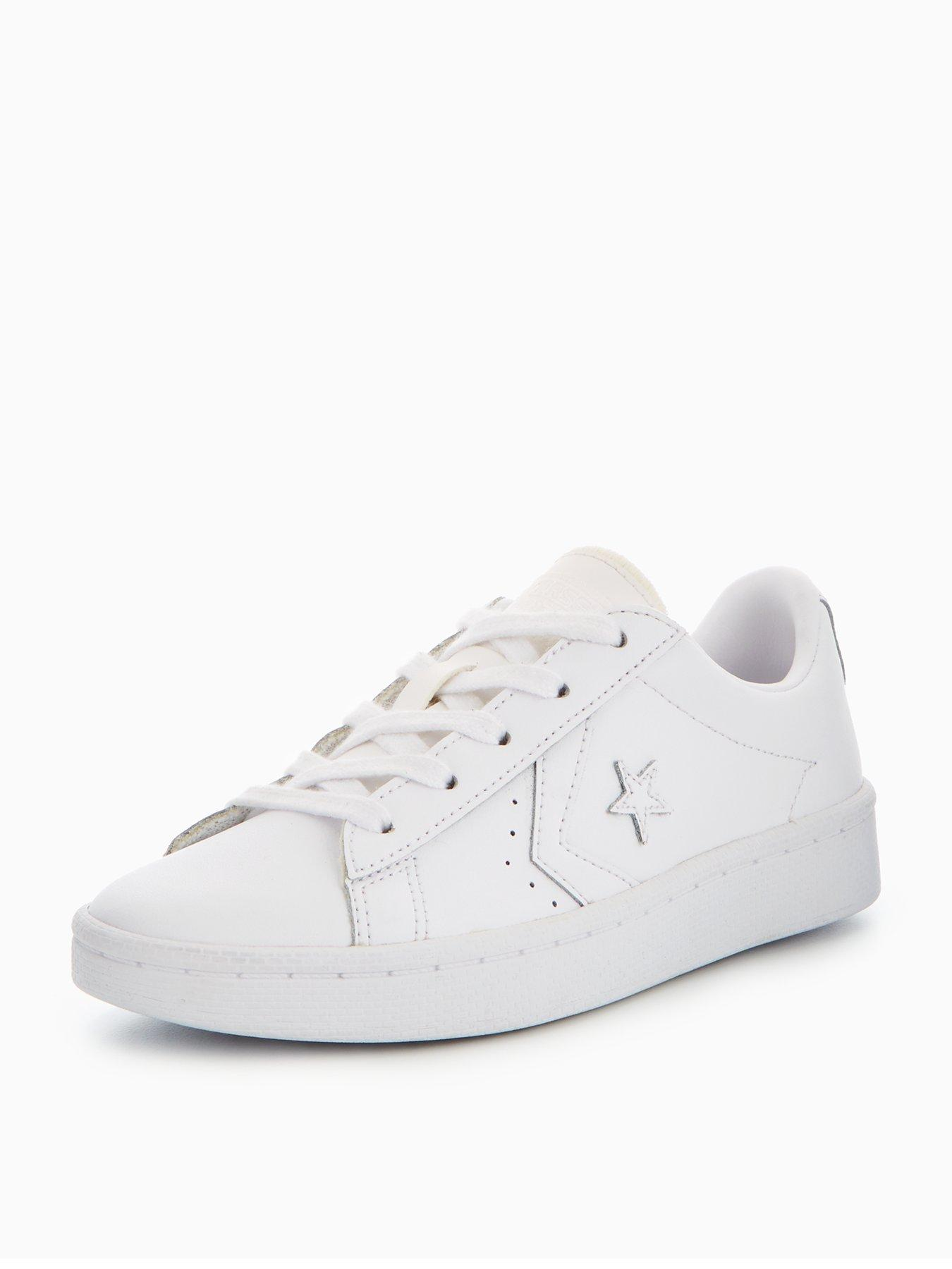 Converse   Junior footwear (sizes 3-6