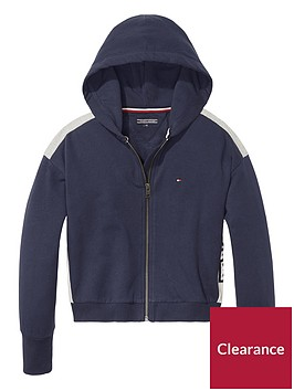 tommy-hilfiger-girls-logo-zip-through-hoody