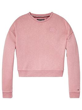 tommy-hilfiger-girls-crop-sweatshirt