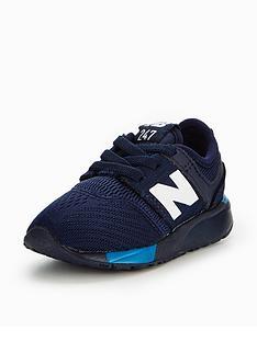 New Balance New Balance 247 Bungee Closure Infant Trainer ce774c835