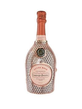 laurent-perrier-la-cuveacutee-roseacutenbspchampagne-750ml-in-birdcage
