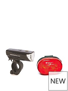 sport-direct-mega-white-led-frontrear-set