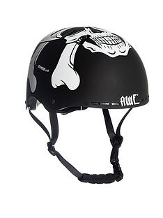 Awe Meet Your Maker BMX Helmet Black 55-58cm