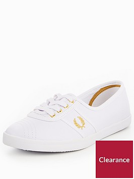 fred-perry-aubrey-leather-espadrille