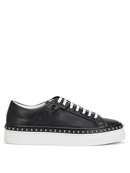 Hugo Boss Uptown Low Cut Lace Up Trainer