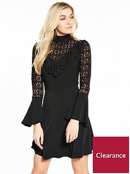 v-by-very-lace-frill-skater-dress