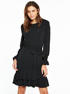 v-by-very-wrap-jersey-skater-dress