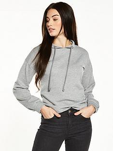 v-by-very-longline-basic-hoodie