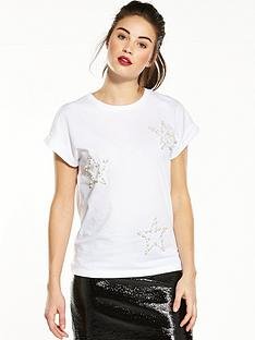 v-by-very-star-pearl-t-shirt-white