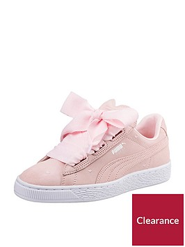 puma-puma-suede-heart-valentine-junior-trainer