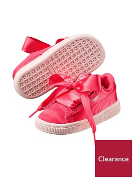puma-puma-basket-heart-tween-childrens-trainer