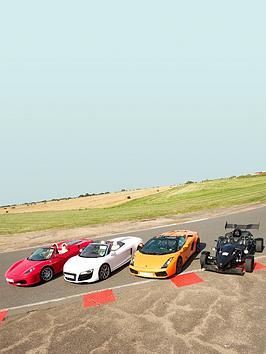 virgin-experience-days-four-supercar-blast-plus-high-speed-passenger-ride-and-photo-in-a-choice-of-6-locations