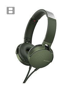 sony-mdr-xb550ap-extrabass-headphones-green