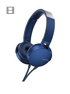 sony-mdr-xb550ap-extrabass-headphones-blue