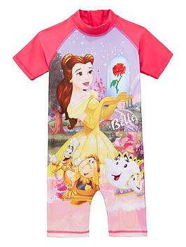 disney-beauty-and-the-beast-beauty-and-the-beast-girls-swim-suit