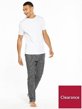 river-island-chalk-stripe-pyjama-set