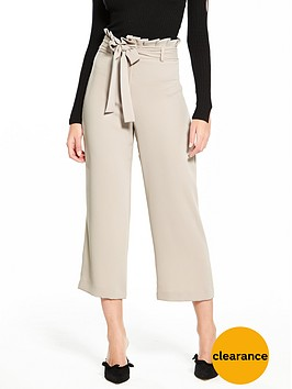 river-island-river-island-paperbag-waist-wide-leg-trousers