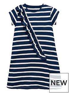 v-by-very-stripe-ruffle-dress