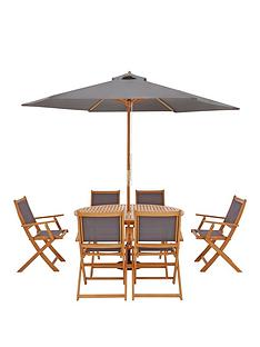 Very Garden Furniture Garden furniture outdoor furniture very roma 8 piece dining set workwithnaturefo