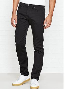 edwin-ed80-stretch-slim-fit-rinsed-jeans-black