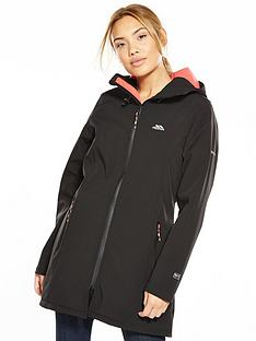 trespass-kitsy-longline-softshell-jacket-black