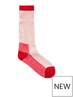 trespass-caray-walking-socks-pink