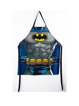 batman-apron-and-oven-glove-set