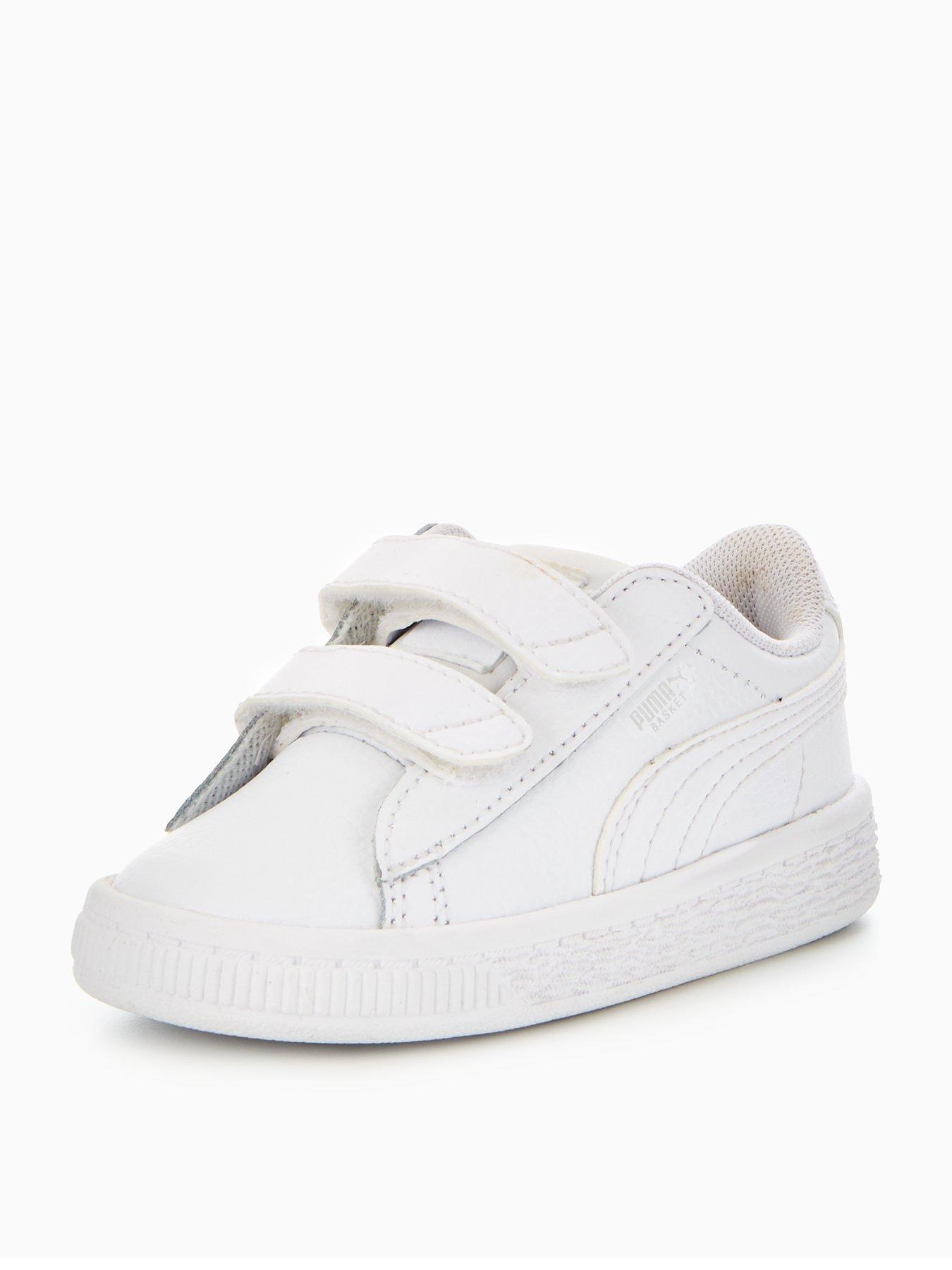 infant puma trainers