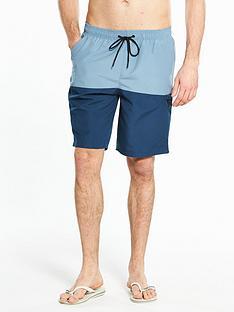 v-by-very-colour-block-longer-length-swim-short