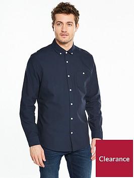 v-by-very-long-sleeve-oxford-shirt-navynbspnbsp