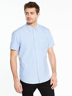 v-by-very-short-sleeve-oxford-shirt