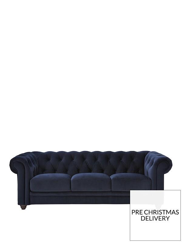 Cheltenham 3 Seater Fabric Sofa