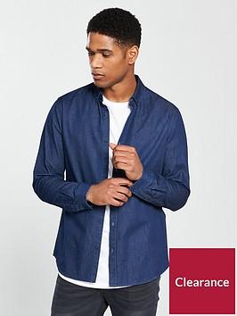 v-by-very-long-sleeve-denim-shirt-indigo