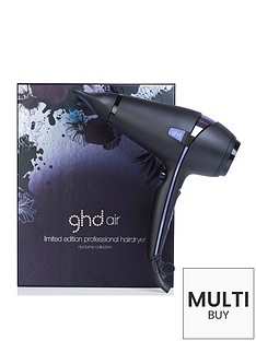 ghd-free-gift-nocturne-collection-air-professional-hairdryernbspamp-ghd-advanced-split-end-therapy-bauble