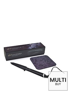 ghd-free-gift-curve-creative-curling-wand-with-exclusive-nocturne-collection-heat-resistant-matnbspamp-ghd-advanced-split-end-therapy-bauble