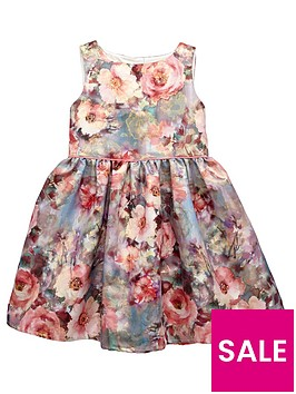 mini-v-by-very-girls-floral-prom-jacquard-dress